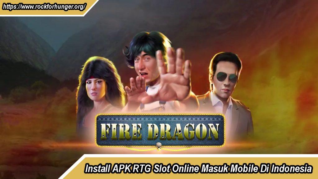 Install APK RTG Slot Online Masuk Mobile Di Indonesia